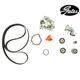GAEEK00199-Subaru Timing Belt Kit with Water Pump  Gates TCKWP328C