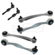 1ASFK02270-1999-02 Mercury Villager Nissan Quest Control Arm with Ball Joint Pair