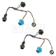1AZMA00009-Headlight Wiring Harness Pair