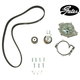 GAEEK00195-2003-05 Volvo S80 XC90 Timing Belt Kit with Water Pump  Gates TCKWP319
