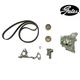 GAEEK00198-2003-06 Kia Sorento Timing Belt Kit with Water Pump  Gates TCKWP323A