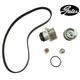 GAEEK00203-Timing Belt Kit with Water Pump  Gates TCKWP334