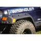 RRBFK00002-1997-06 Jeep Wrangler Fender Flare Kit