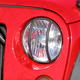 RRBHT00009-2007-16 Jeep Wrangler Euro Guard Light Protector Kit Pair  Rugged Ridge 11230.03