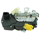 1ADLA00175-2007-09 Door Lock Actuator & Integrated Latch