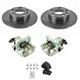 1ABFS02940-Volkswagen Jetta Brake Kit