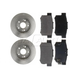RABFS00013-Brake Kit Rear  Raybestos SGD537C  96710R