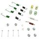1ABRX00064-Drum Brake Hardware Kit