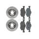 RABFS00010-Brake Pad & Rotor Kit Front Raybestos SGD843C  680025R