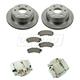 1ABFS02930-Brake Kit Rear