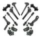 1ASFK04960-2000-01 Dodge Ram 1500 Truck Steering & Suspension Kit