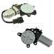 1AWMK00092-Nissan Versa Power Window Motor Pair