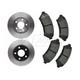 RABFS00004-Brake Pad & Rotor Kit Front Raybestos 56631R  SGD699C