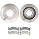 RABFS00006-Brake Kit  Raybestos SGD784C   580000R