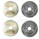 1ABFS02970-2002-04 Ford Focus Brake Rotor