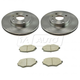 1ABFS02966-Mazda Miata MX-5 Brake Kit