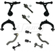 1ASFK04985-2003-07 Honda Accord Steering & Suspension Kit