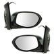 1AMRP01845-2014-17 Honda Odyssey Mirror Pair