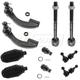 1ASFK04992-2001-05 Chrysler Sebring Steering & Suspension Kit