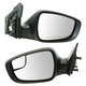 1AMRP01859-2014-16 Hyundai Elantra Mirror Pair