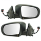 1AMRP01860-2014-16 Jeep Cherokee Mirror Pair