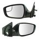 1AMRP01858-2014-16 Hyundai Accent Mirror Pair