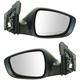 1AMRP01856-2014-16 Fiat 500 Mirror Pair