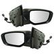 1AMRP01847-2014-16 Dodge Dart Mirror Pair