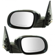 1AMRP01870-2014-16 Kia Soul Mirror Pair