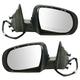 1AMRP01862-2014-18 Jeep Cherokee Mirror Pair