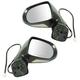 1AMRP01848-2013-15 Lexus RX350 RX450h Mirror Pair