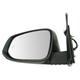 1AMRE03546-2016-17 Toyota Tacoma Mirror