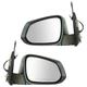 1AMRP01882-2016-17 Toyota Tacoma Mirror Pair