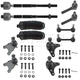 1ASFK05017-Chevy Colorado GMC Canyon Steering & Suspension Kit