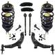 1ASFK05014-2002-06 Nissan Sentra Steering & Suspension Kit