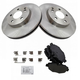 1ABFS02990-Mercedes Benz E320 E350 Brake Kit