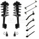 1ASFK05022-Acura MDX Honda Pilot Steering & Suspension Kit