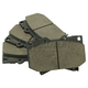 1ABPS02353-Toyota Sequoia Tundra Brake Pads