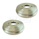 NSBCK00001-Nissan Altima Maxima Brake Rotor Backing Plate Pair