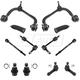 1ASFK05031-Ford F150 Truck Steering & Suspension Kit