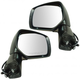 1AMRP01872-2014-16 Subaru Forester Mirror Pair
