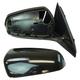 1AMRE03561-2007-10 Chrysler Sebring Mirror