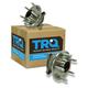 1ASHS01087-2011-12 Chevy Cruze Wheel Bearing & Hub Assembly Pair  TRQ BHA53831