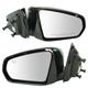 1AMRP01896-2008-14 Dodge Avenger Mirror Pair