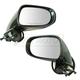 1AMRP01911-2009-13 Lexus IS250 IS350 Mirror Pair