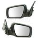 1AMRP01910-2012-13 Kia Soul Mirror Pair