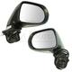 1AMRP01912-2010-12 Lexus RX350 RX450h Mirror Pair