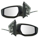 1AMRP01918-2013-16 Nissan Sentra Mirror Pair