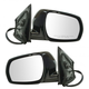 1AMRG00234-GMC Acadia Saturn Outlook Mirror Glass