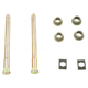 1ADMX00340-Door Hinge Pin & Bushing Kit (2 Pins  4 Bushings  & 2 Clips)